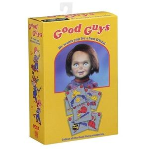 GOOD GUYS CHUCKY ACTION FIGURE - CHILD'S PLAY-NWOT